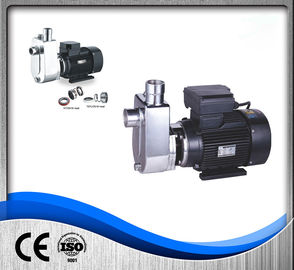 316 Stainless Steel Self Priming Pump Pharmaceutical High Flow Rate Industrial