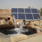 Automatic Recovery DC Solar Water Pump Easy Installation Pollution Free